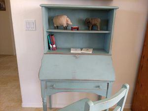 """Antique Child's Desk Secretary 28x51"""" for Sale in Santa Maria, CA"""