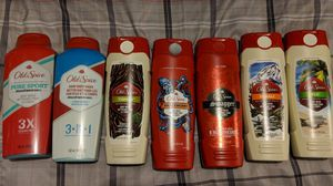 Assorted old spice men's body wash - each sold separately - multiple available for Sale in Mesa, AZ