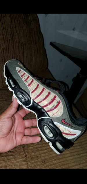 Nike Air Max Tailwinds 4 Plaid Olive for Sale in El Paso, TX