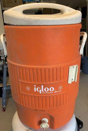 Igloo Water Cooler Jug 5 gallon for Sale in Murrieta, CA