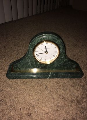 Antique marble clock for Sale in Aloha, OR