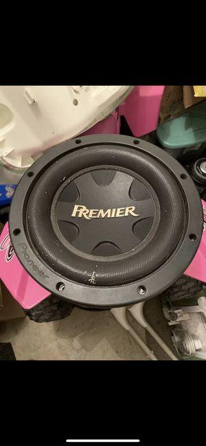 "12"" Premier Sub for Sale in Austin, TX"