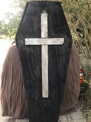 Halloween Coffin for Sale in Palm Harbor, FL