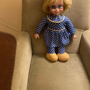 Classic and Timeless Talking Mrs. Beasley Doll for Sale in Suffolk, VA