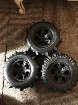 Traxxas Xmaxx wheels for Sale in Hyattsville, MD