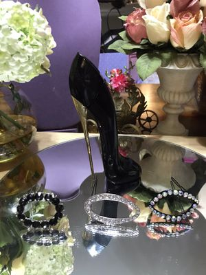 Gorgeous! Set of glamorous Hair Barrettes for Sale in Gainesville, VA