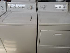 Washer and dryer perfect condition for Sale in Miami Lakes, FL