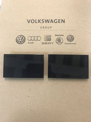 Audi 2019+ Q3 Front Filler Plates. for Sale in Livermore, CA