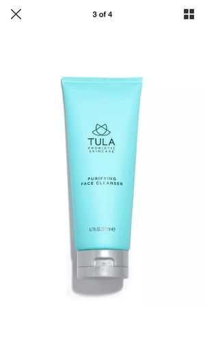 Tula Purifying Facial Cleanser Full Size for Sale in Potomac, MD