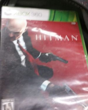 Hitman For Xbox 360 for Sale in New York, NY