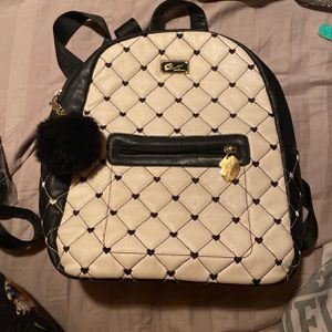 Betsey Johnson purse/backpack for Sale in Round Rock, TX