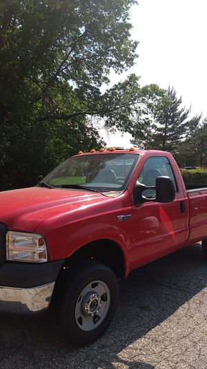 2007 Ford F-250 4wd for Sale in WARRENSVL HTS, OH