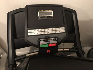 Gold's Gym Trainer 430i Treadmill, Compatible with iFit Coach for Sale in Gibsonton, FL