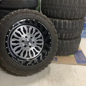 Off Road Rims And Tires for Sale in Elk Grove, CA