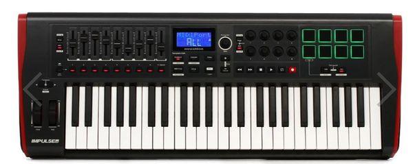 NovationImpulse 49 Keyboard Controller