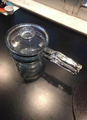 Pyrex double boiler glass pot for Sale in Pompano Beach, FL