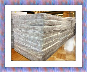 King mattress with King box springs for Sale in Rockville, MD