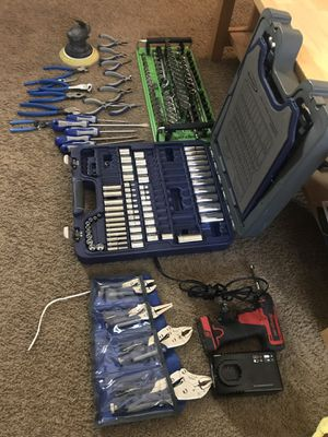 Snap on/ Blue Point tool combo for Sale in Stockbridge, GA