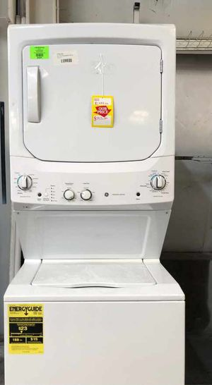 GE dryer/washer D 5LH for Sale in El Paso, TX
