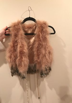 fur vest for Sale in New York, NY
