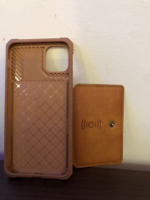 iPhone 11 case/wallet for Sale in Ithaca, NY