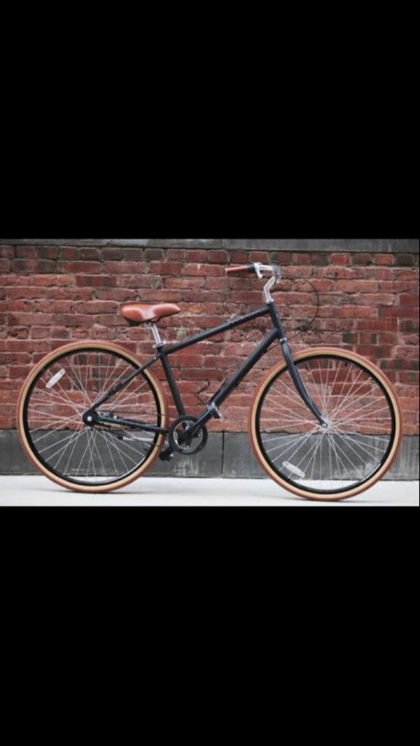Limited Edition Priority Bike as featured in Popular Mechanics