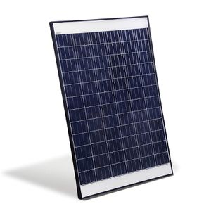 ALEKO PP200W12V 200 Watt 12 Volt Polycrystalline Solar Panel for Gate Opener Pool Garden Driveway for Sale in Kent, WA