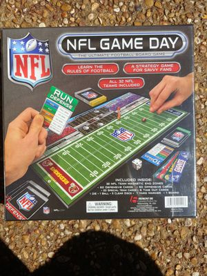 NFL Game Day: The Ultimate Football Board Game for Sale in Nashville, TN