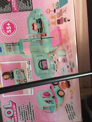 Lol doll glamper for Sale in Clayton, NJ