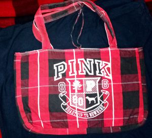 PINK tote bag for Sale in North Benton, OH