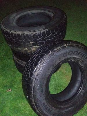 cooper discovery 285 /75 R16 tires for Sale in Portland, OR