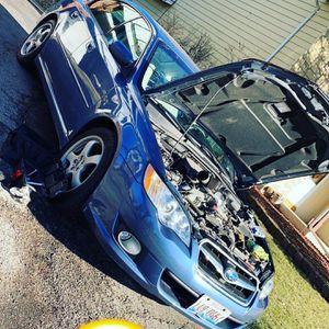 2008 Subaru Legacy 2.5i for Sale in Bolingbrook, IL