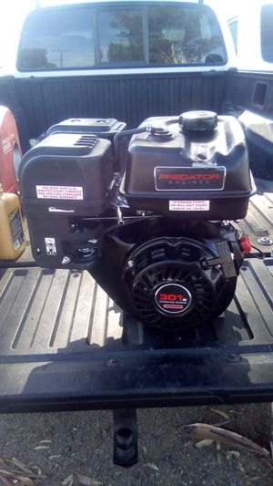 Predator gas engine 301cc..8 HP Brand new for Sale in Norco, CA