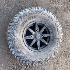 2018-2021 Coyote ITP 32x10.00r15 Front Or Rear Turbo S Tire And Wheel for Sale in Henderson, NV