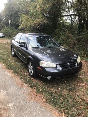 2000 Nissan Maxima for Sale in Atlanta, GA