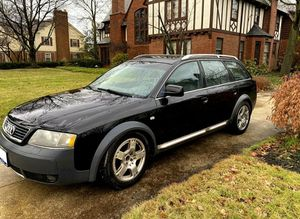 Well maintained🍀2OO2 Audi Allroad Black🍀-One Owner for Sale in Washington, DC