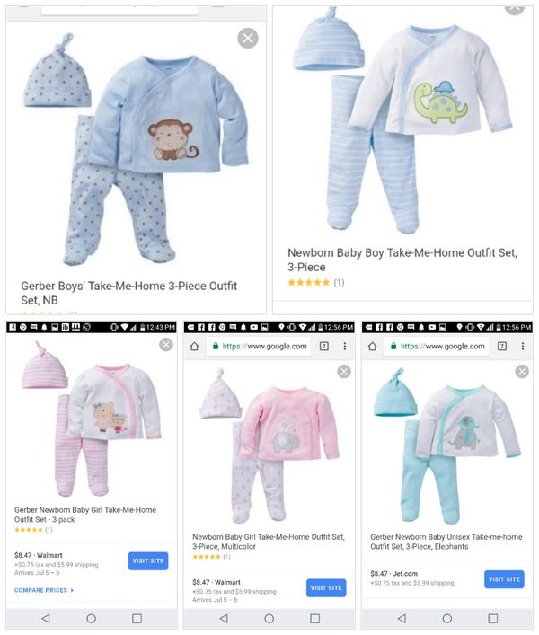 c7b527a14611a Brand new gerber baby clothes for Sale in Norman, OK - OfferUp
