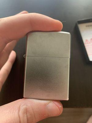 Chrome Zippo Lighter - Brand New for Sale in Austin, TX