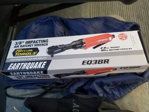 BRAND NEW Earthquake Air impact ratchet wrench for Sale in Columbus, OH