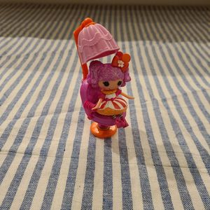 Lalaloopsy Mini Doll Figure and Chair for Sale in San Dimas, CA