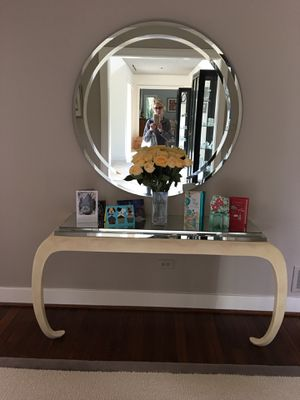 Wall hung console table for Sale in LUTHVLE TIMON, MD