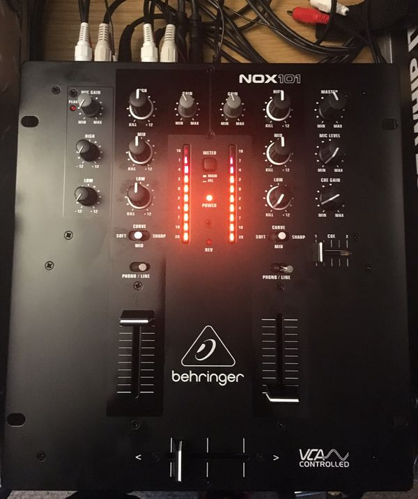 DJ Mixer (New in box) by Behringer