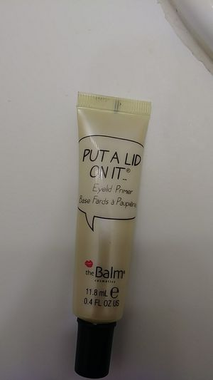 The balm put a lid on it eye primer for Sale in Kent, WA