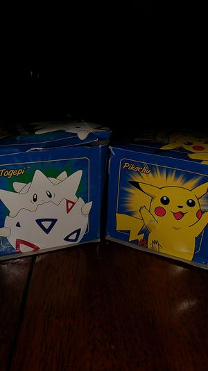 Pokemon 23K Pikachu and Togepi. for Sale in Chicago, IL