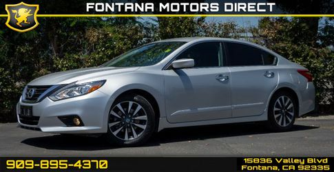 2017 Nissan Altima for Sale in Fontana,  CA