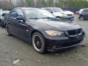 2007 BMW 328 XI 3.0L 031447 Parts only. U pull it yard cash only. for Sale in Temple Hills, MD
