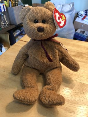 Ty Beanie Babies Curly 1993 for Sale in Plainfield, IL