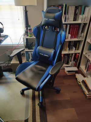 GTRACING Computer Desk Gaming Office Chair GT Racing for Sale in Marietta, GA