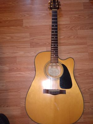Fender acoustic electric guitar for Sale in Jacksonville, NC