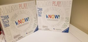 Know board game brand new for Sale in Salt Lake City, UT
